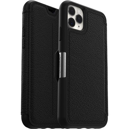 [77-62603] Otterbox Strada Folio | iPhone 11 Pro Max (6.5) - Black