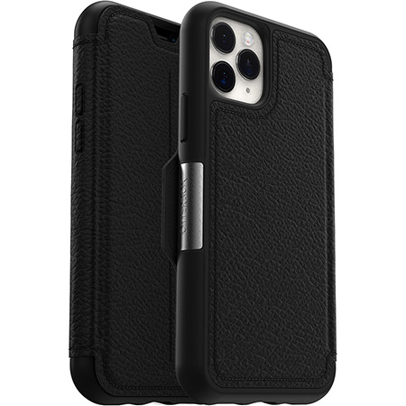 [77-63049] OtterBox Strada Folio | iPhone 11 Pro (5.8) - Black