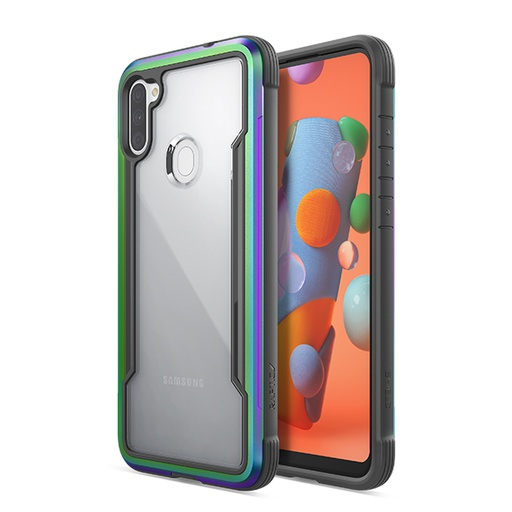 [370422335001] X-doria Raptic Shield | Samsung A11 - Iridescent
