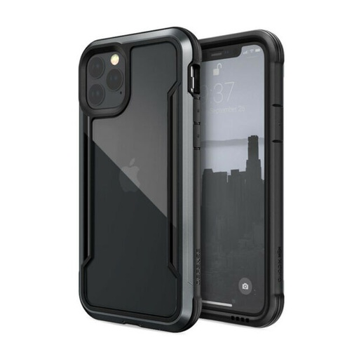 [370402712001] X-doria Raptic Shield | iPhone 12 (5.4) - Black