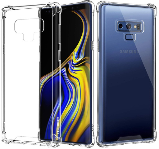 [BC-31037] Coco Dura Jelly | Samsung Galaxy Note 9 - Clear