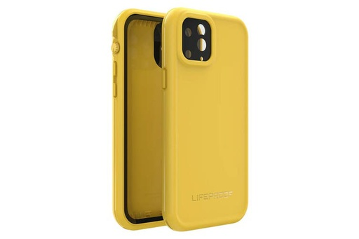 [77-62548] Lifeproof FRE Rugged/Drop/Water Proof | iPhone 11 Pro (5.8) - Atomic Yellow