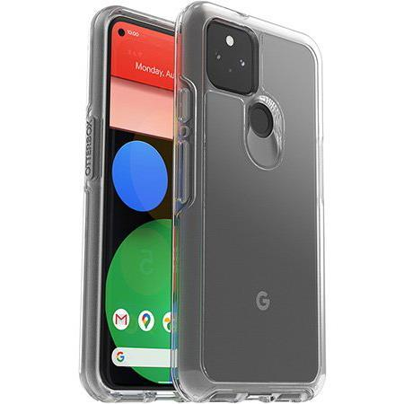 [77-65749] Otterbox Symmetry | Google Pixel 5 (2020) - Clear