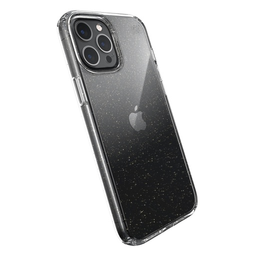 [138501-5636] Speck Presidio | iPhone 12 Pro Max (6.7) - Perfect Clear Glitter