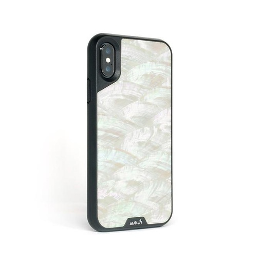 [BC-30415] MOUS Limitless 2.0 | iPhone X/XS - White Shell