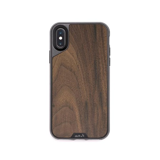 [BC-30422] MOUS Limitless 2.0 | iPhone XS Max - Walnut